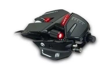 El mouse R.A.T. 8 de Verbatim, uno de los tres accesorios para PC que llegan al mercado argentino