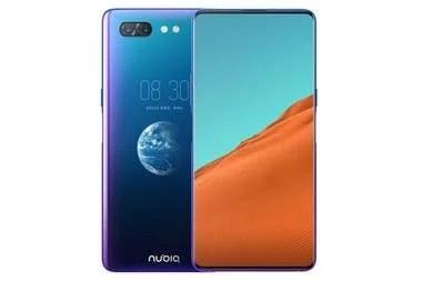 El celular Nubia X tiene dos pantallas: una frontal de 6,2 pulgadas y una trasera de 5,1 pulgadas, con un modo de bajo consumo cuando está en espera