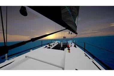 Big Breezy Boat, el simulador de veleros