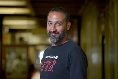 Pablo Groisman, investigador en el Departamento de Matemática de Exactas