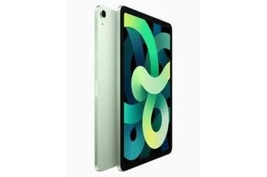El nuevo iPad Air, con pantalla de 10,9 pulgadas, parlantes estéreo y el nuevo chip A14 Bionic