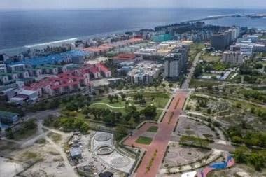 Un informe del Banco Mundial de 2020 indica que los arrecifes ya están degradados alrededor de Hulhumalé
