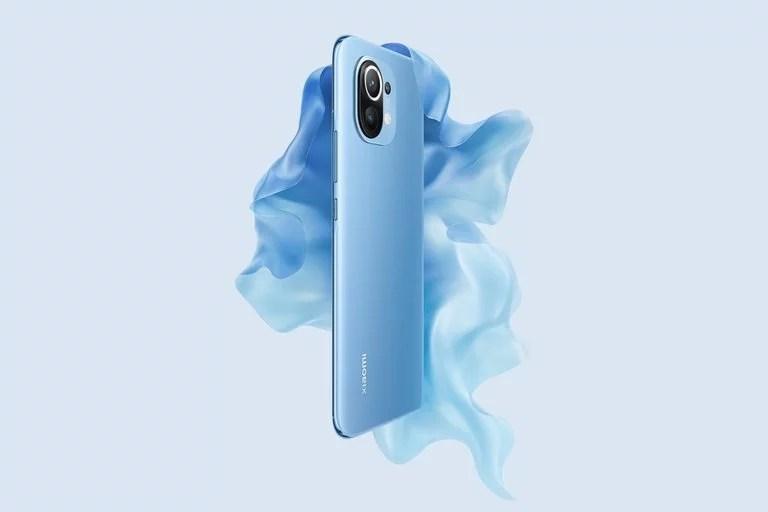 Un Xiaomi Mi 11