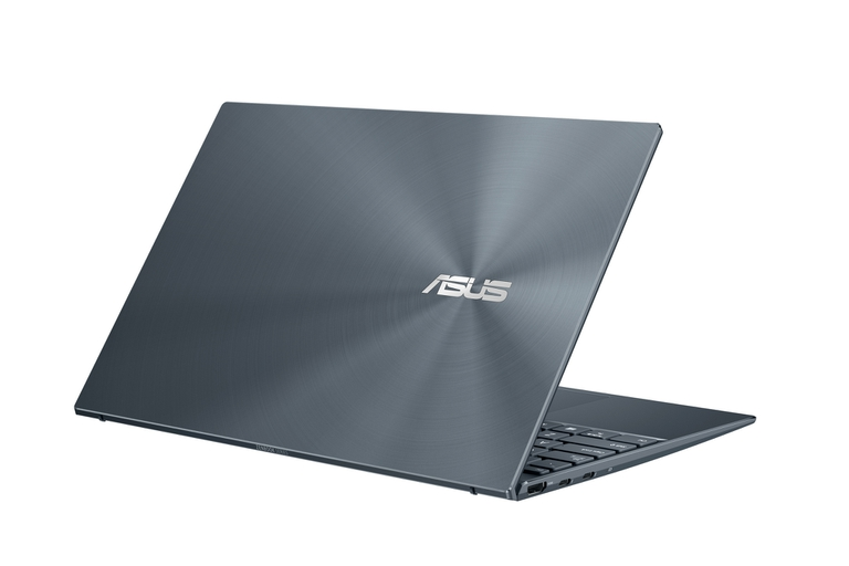 La portátil Asus Zenbook UX425E está certificada en Intel EVO, una serie de especificaciones que asegura el desempeño y rendimiento óptimo del equipo