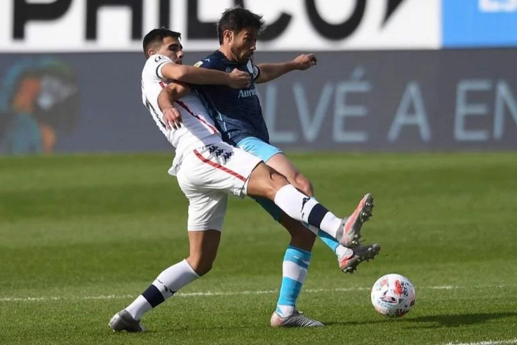Vélez y Racing se enfrentan por los cuartos de final de la Copa de la Liga Profesional