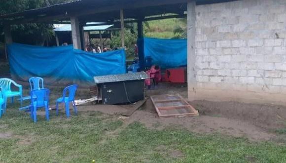 Integrantes del Militarizado Partido Comunista del Perú ingresaron a un bar del centro poblado San Miguel del Ene y asesinaron a 18 personas el 24 de mayo de 2021