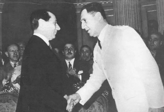 Juan Domingo Perón asume como Secretario de Trabajo y Previsión Social en 1944