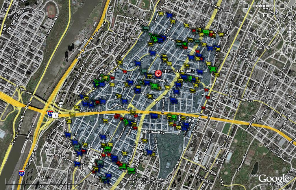Using Google Earth As An Innovative Tool For Community Mapping At
