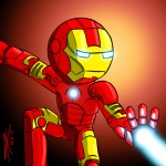 Iron Man Toon