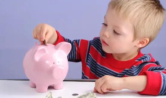 tips mengajarkan menabung pada anak