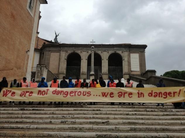 baobab experience migranti Roma