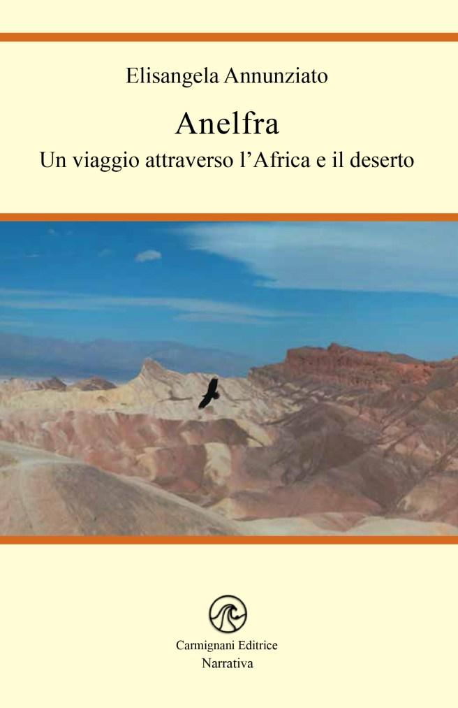 copertina Anelar di Elisangela Annunziato