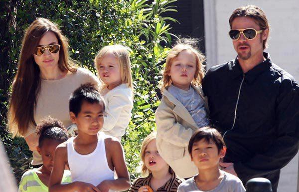 New twist in Brad Pitt, Angelina children's custody case