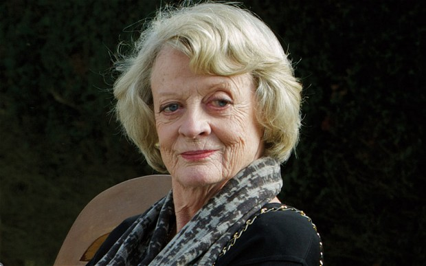 Maggie Smith to return to stage after 12 years