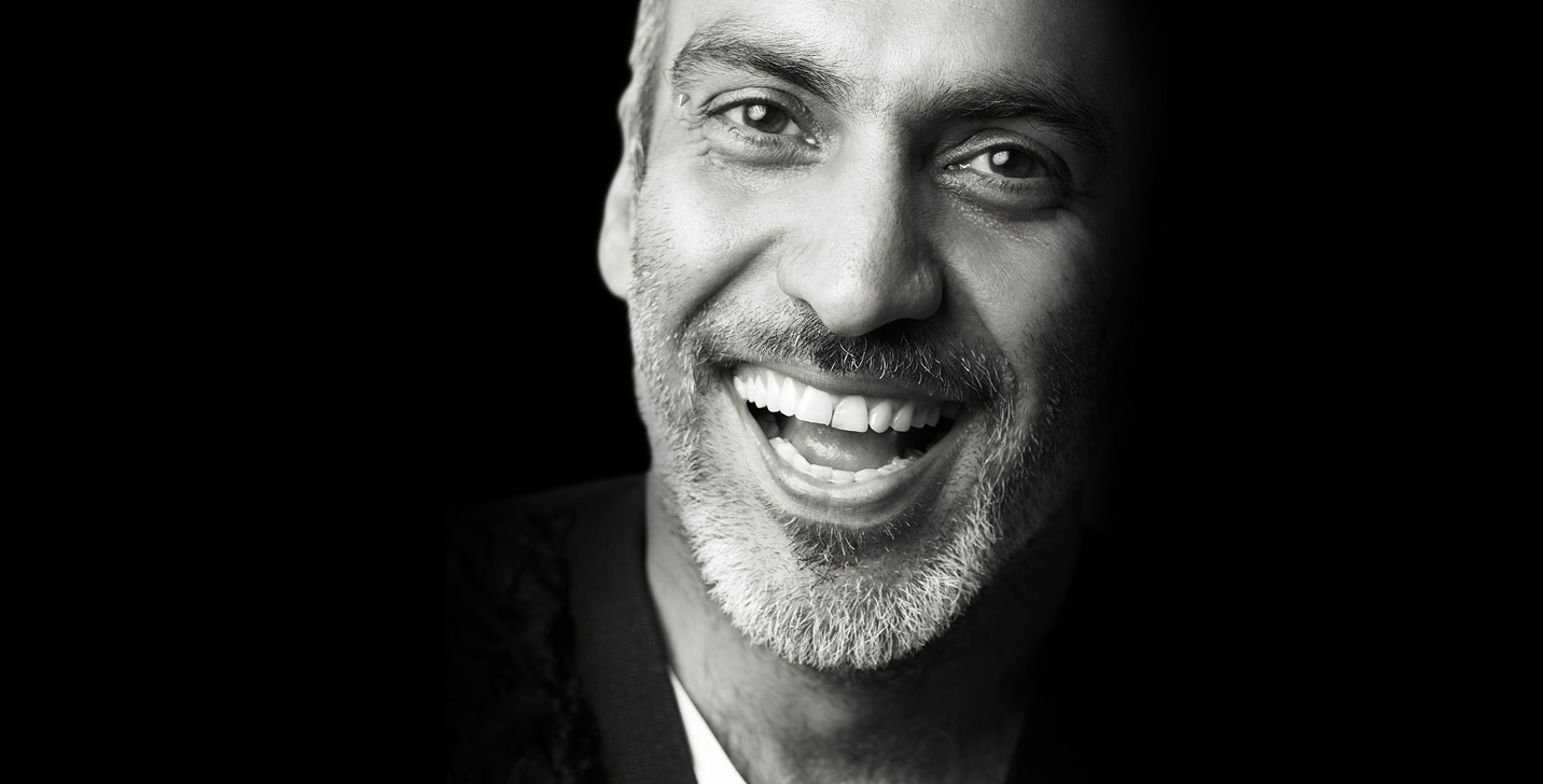Manish Arora creates art installation to spread positive message