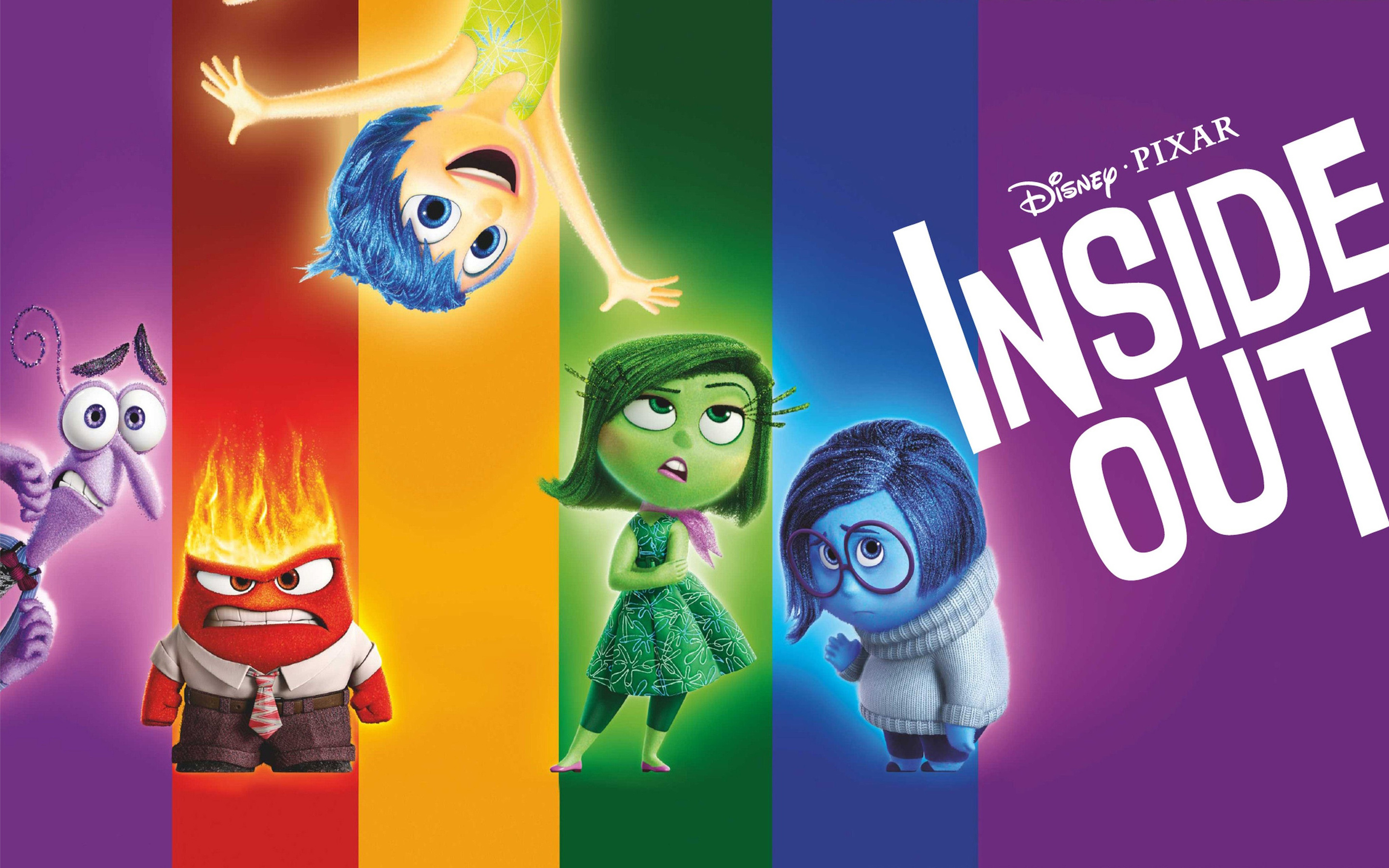 'Inside Out' wins Oscar for best animated feature