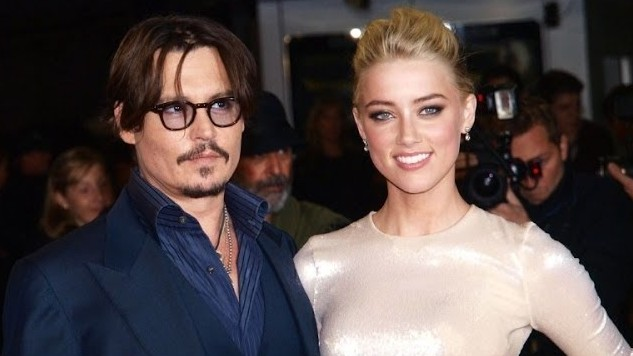 Amber Heard looks back at tough time with Johnny Depp