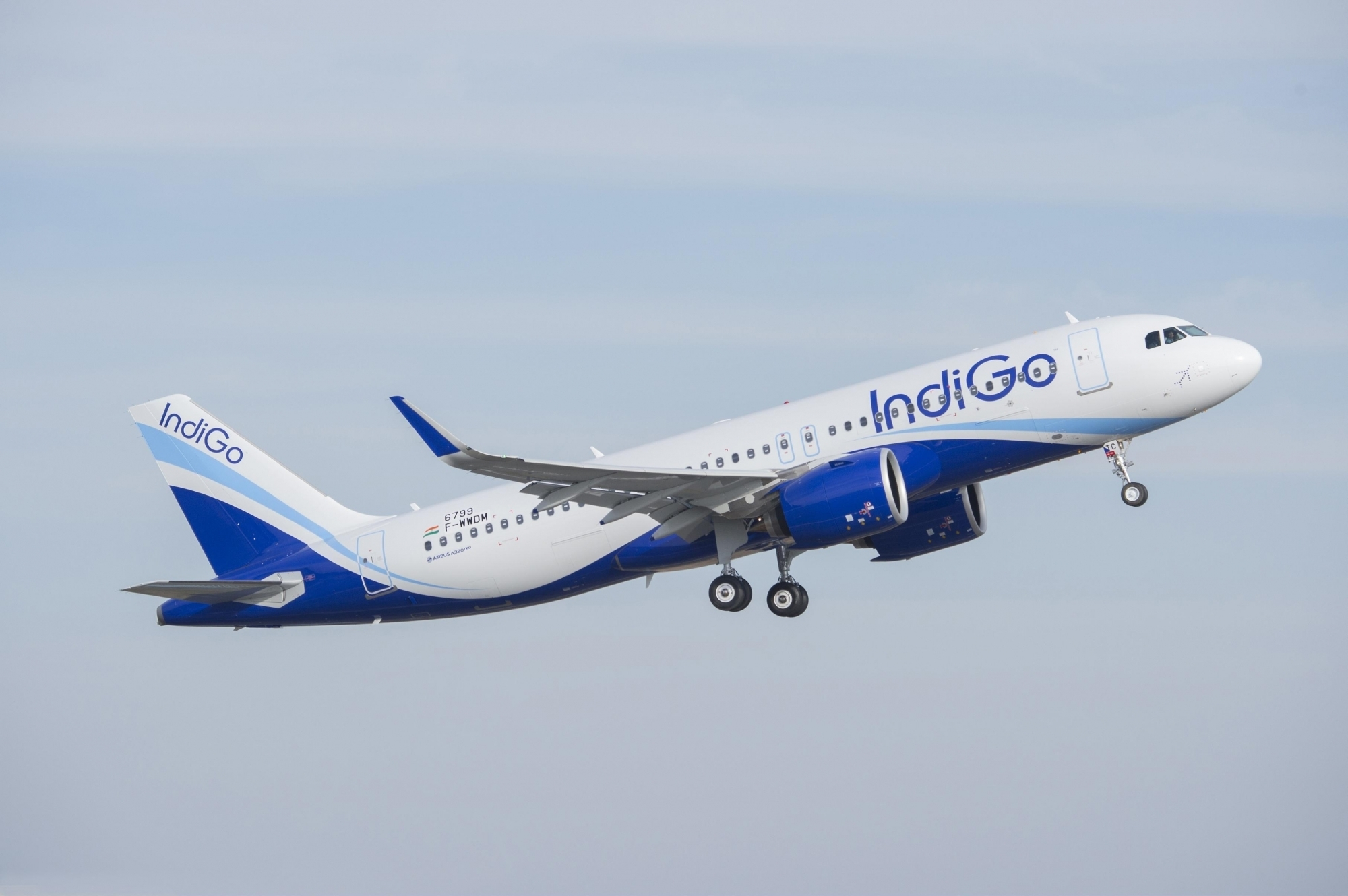IndiGo to launch 6 new daily domestic flights