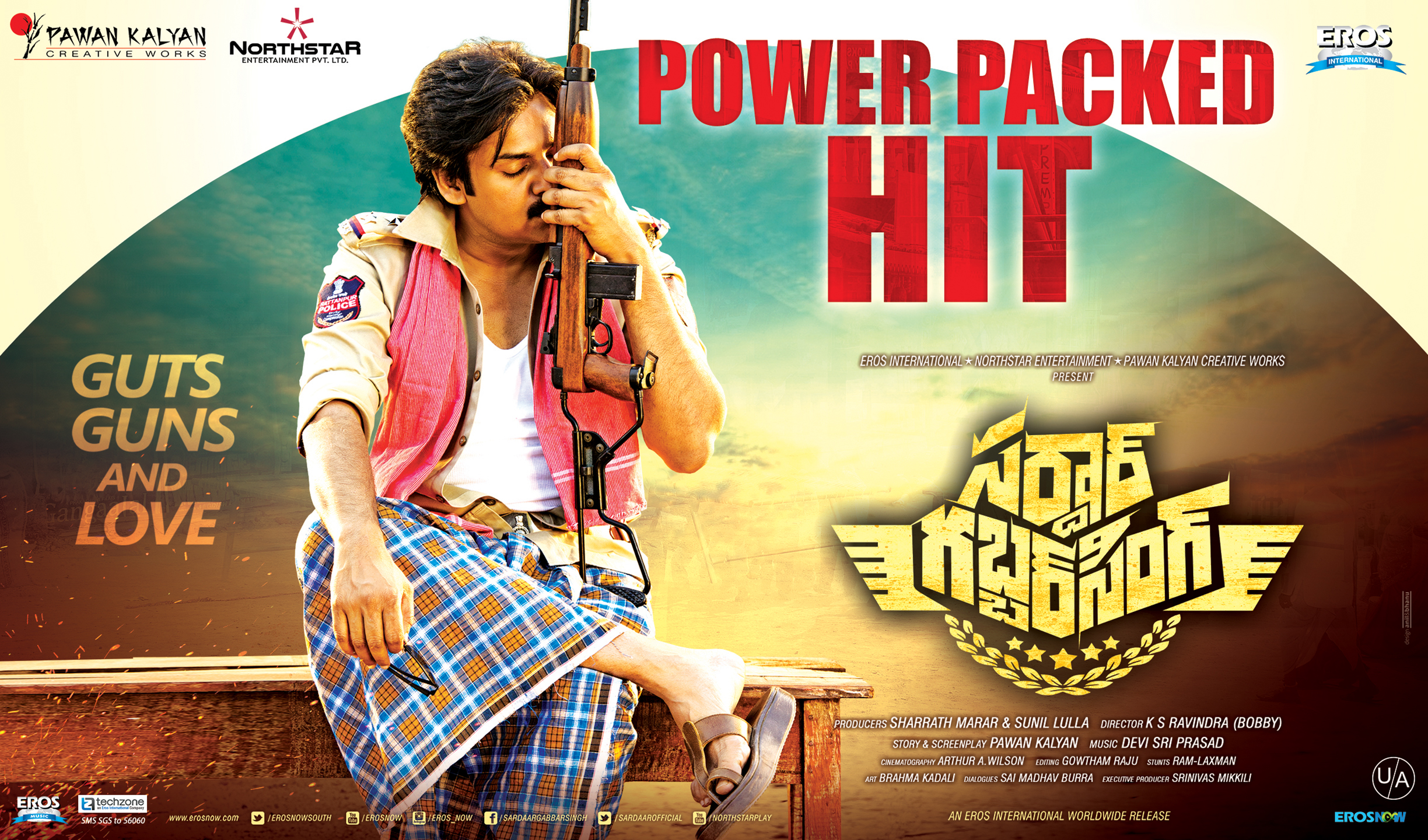 'Sardaar Gabbar Singh' opens well, but struggles to sustain