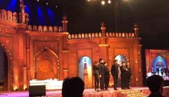 A smart Sidhu reminder on Kapil Sharma's show - Social News XYZ