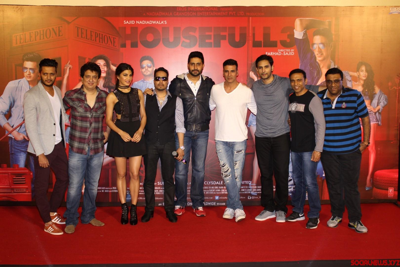 'Housefull 3' collects over Rs 30 crore in two days