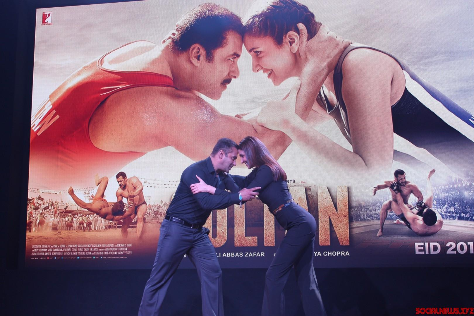 'Sultan' raises the bar with over Rs 180 crore in opening weekend