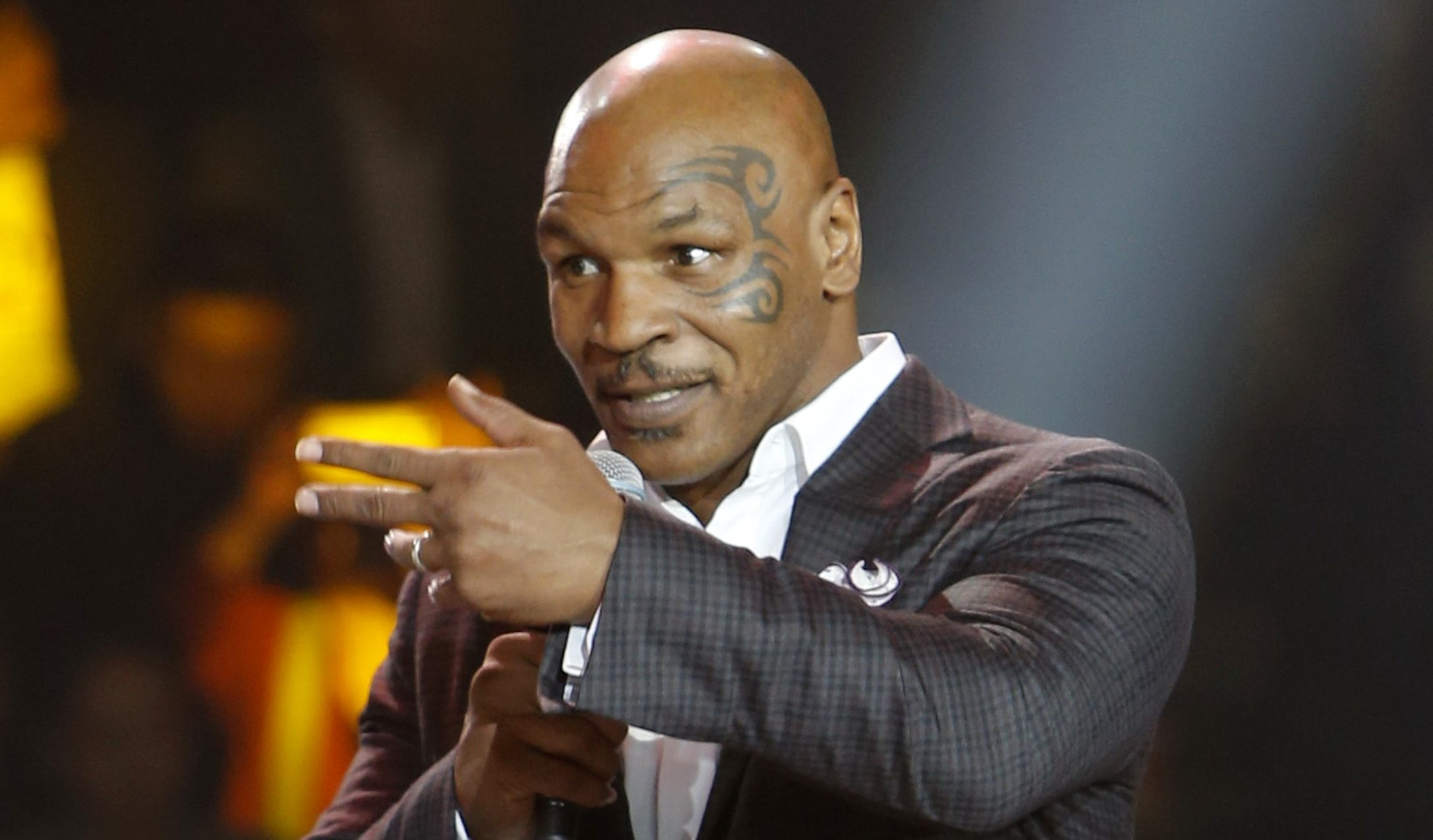 Mike Tyson to endorse MMA League in India