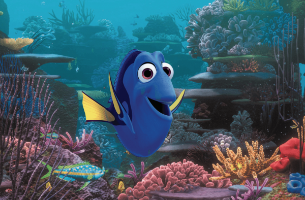 'Finding Dory' mints Rs 7.68 crore in opening weekend in India