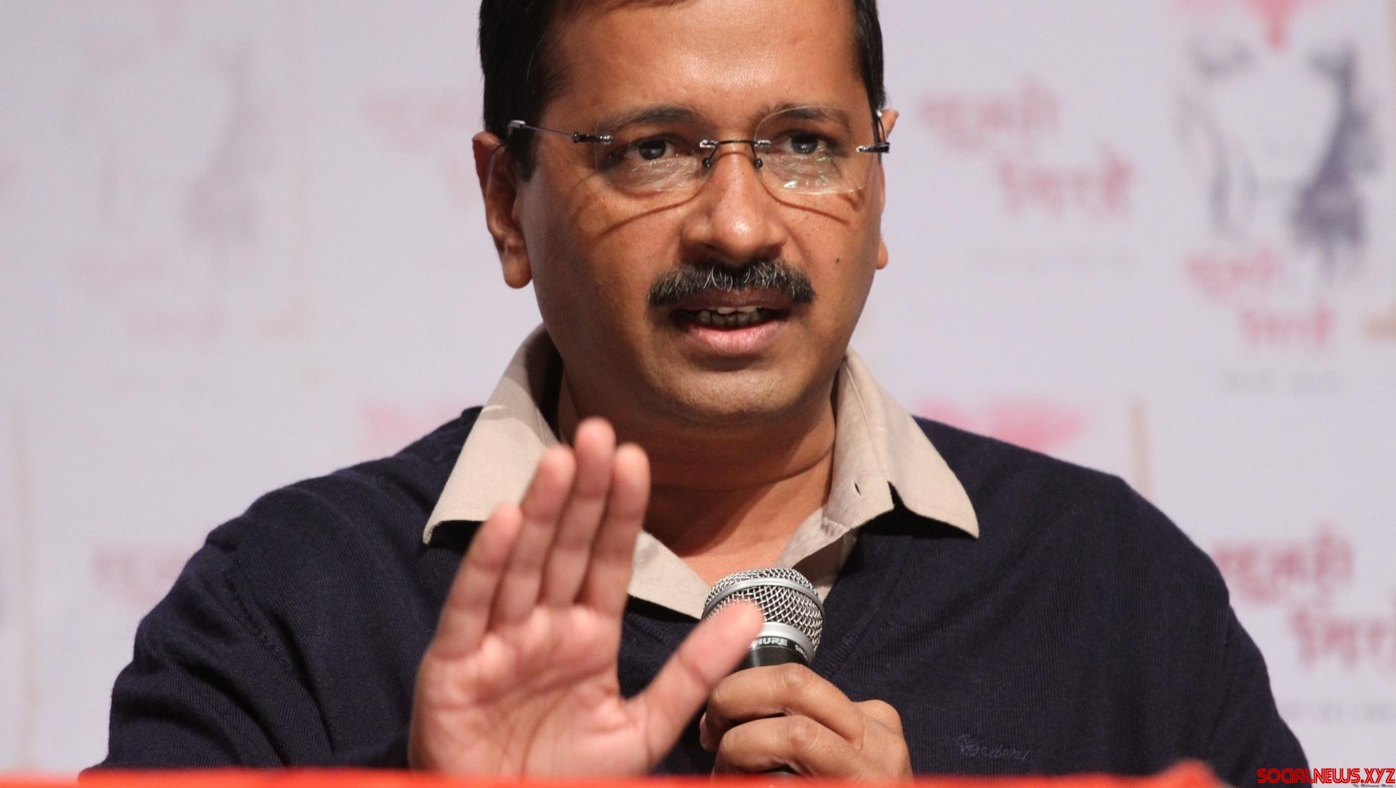 HC exempts Kejriwal from personal appearance in defamation case