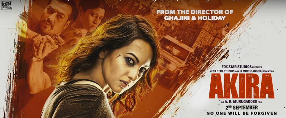 Sonakshi's 'Akira' collects over Rs 16 crore
