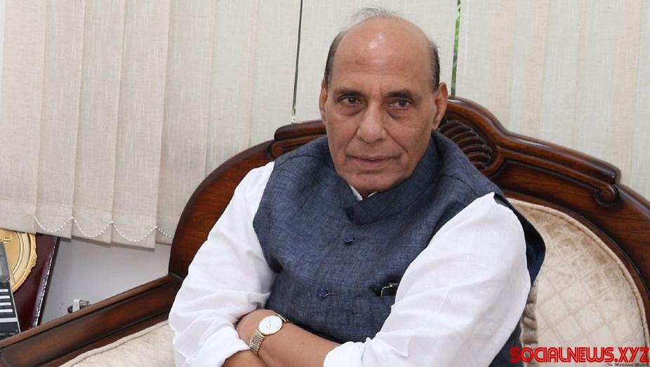 Rajnath to meet NE CMs over Citizenship Bill 'soon'