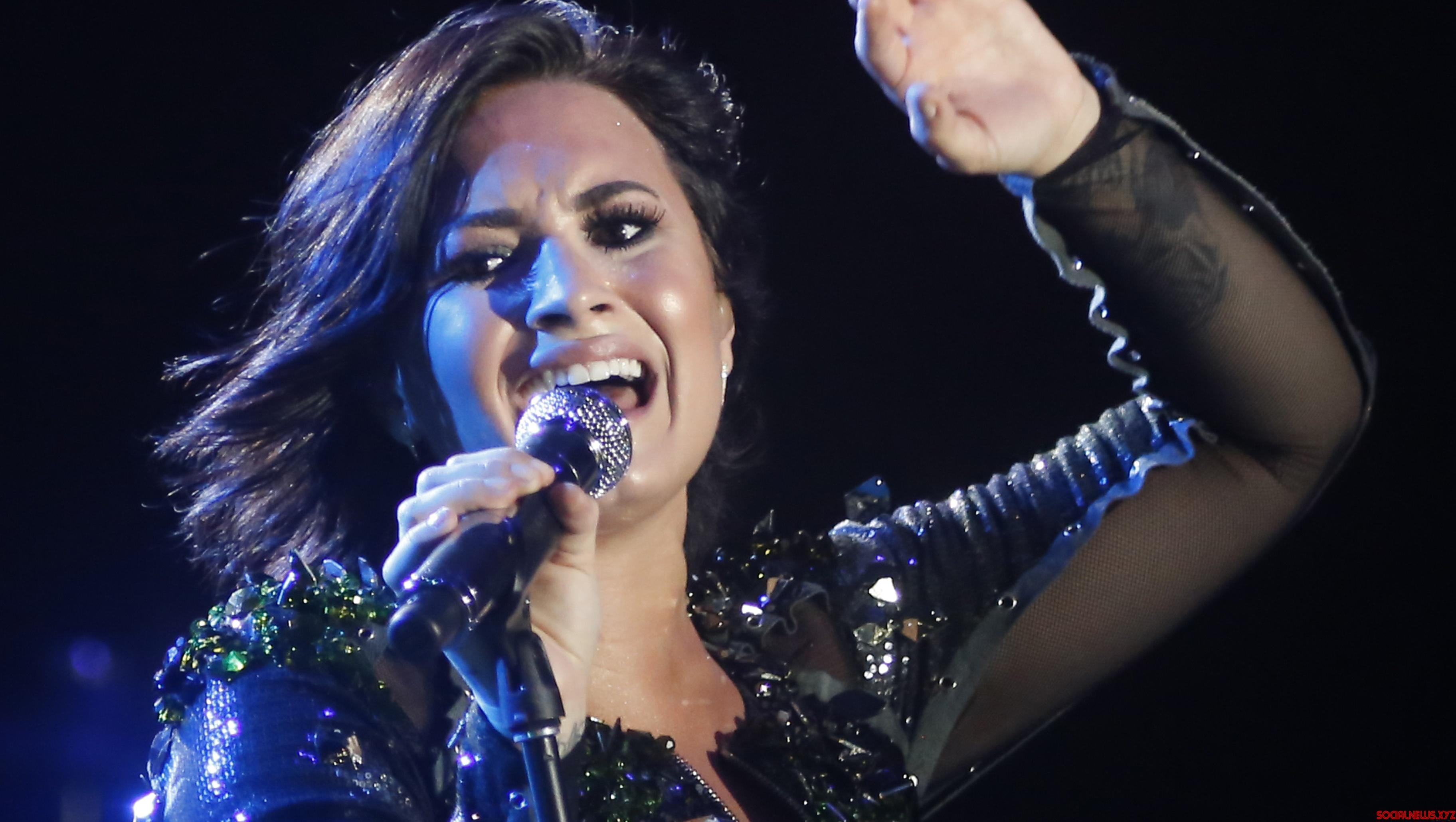 Demi Lovato cancels tour dates in Mexico, South America
