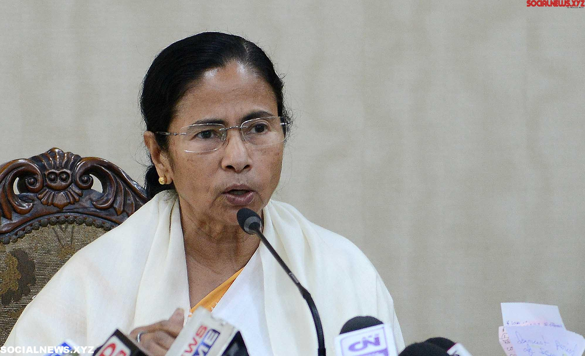 Mamata violated model code of conduct: Left to EC