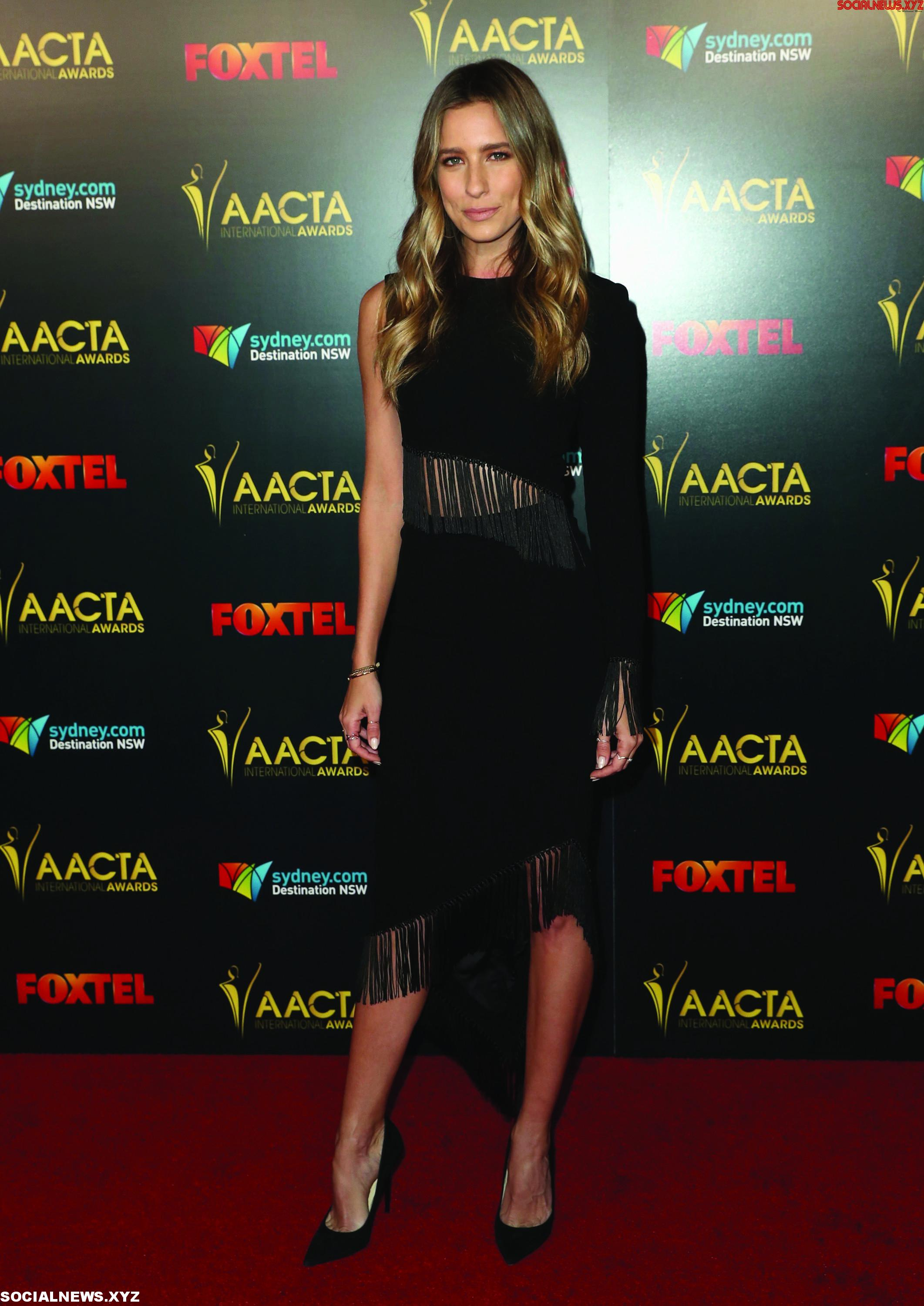 6th AACTA International Awards Red Carpet Arrivals Gallery Set 1