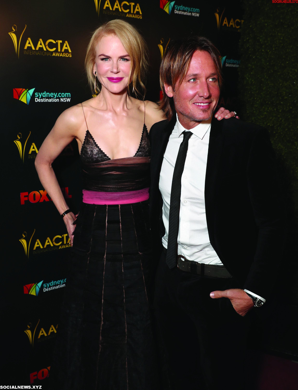 6th AACTA International Awards Red Carpet Arrivals Gallery Set 2