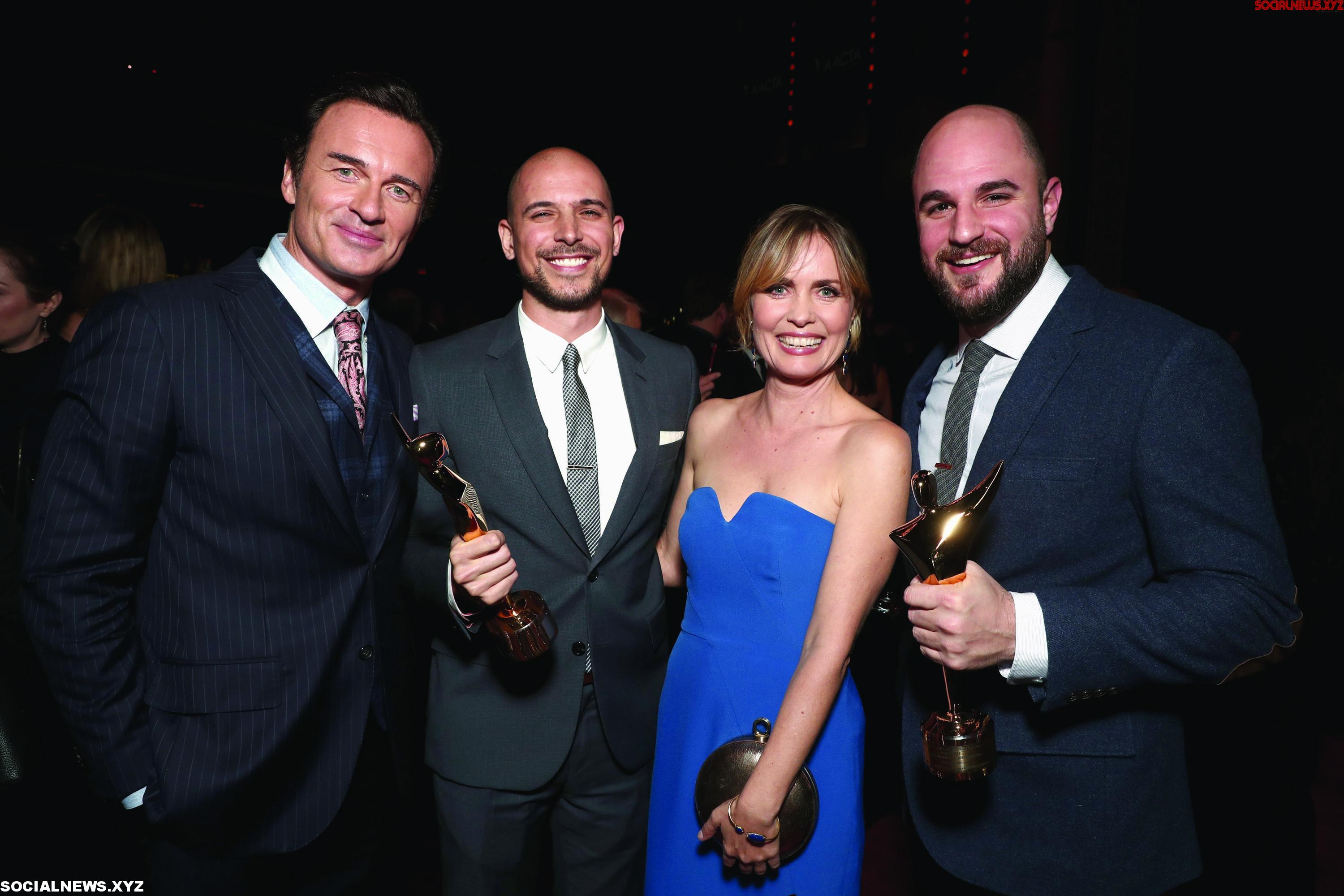 6th Aacta International Awards Awards Ceremony Backstage Gallery