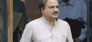 Union Chemicals and Fertilizer Minister and BJP leader Ananth Kumar. (File Photo: IANS)