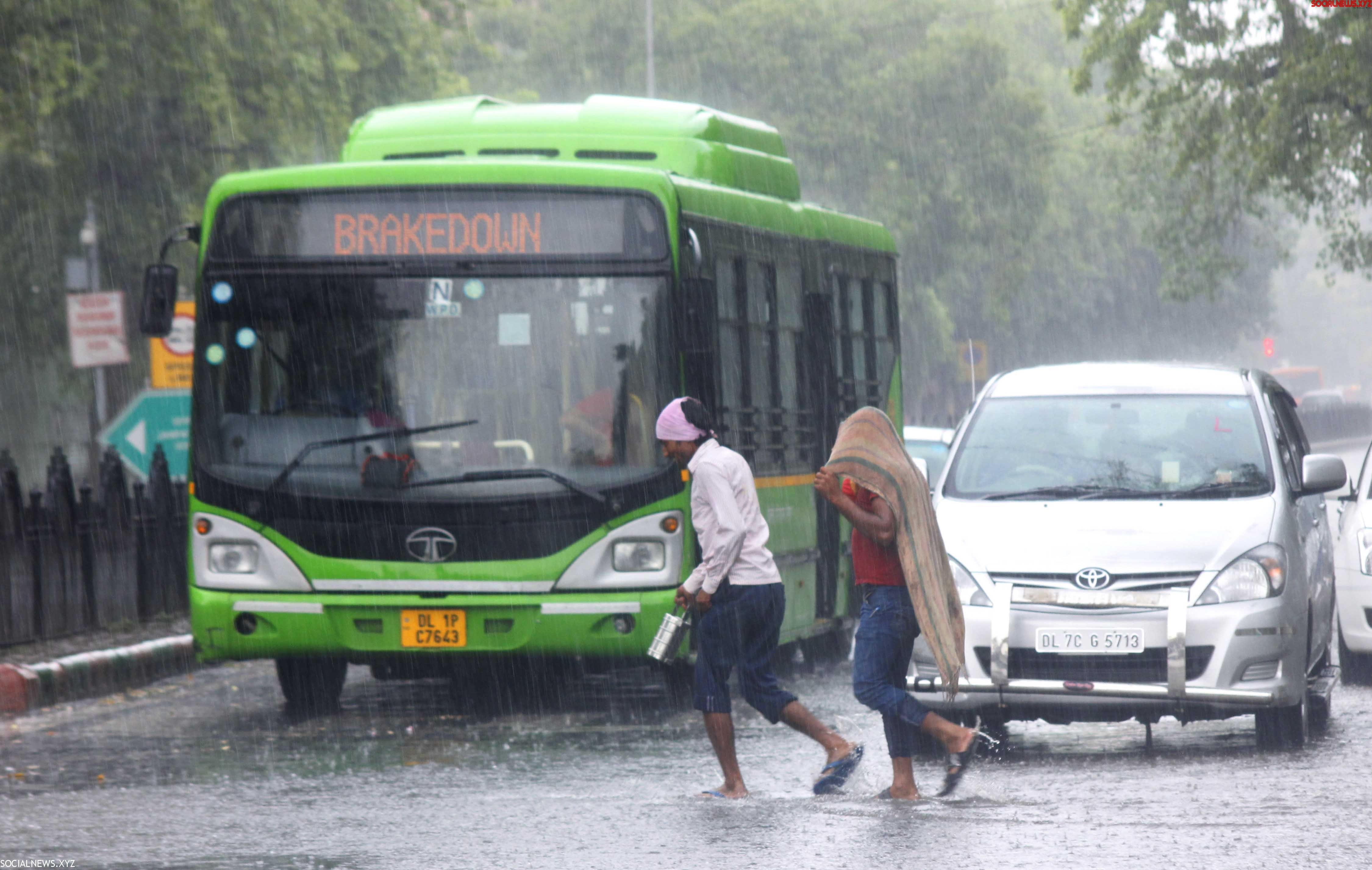 Moderate rain likely in Delhi in next 24 hours