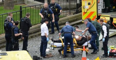 Terror in heart of London: Five killed in Parliament attack