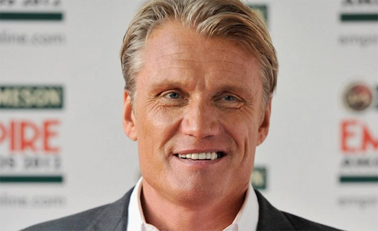 Dolph Lundgren tired of group sex