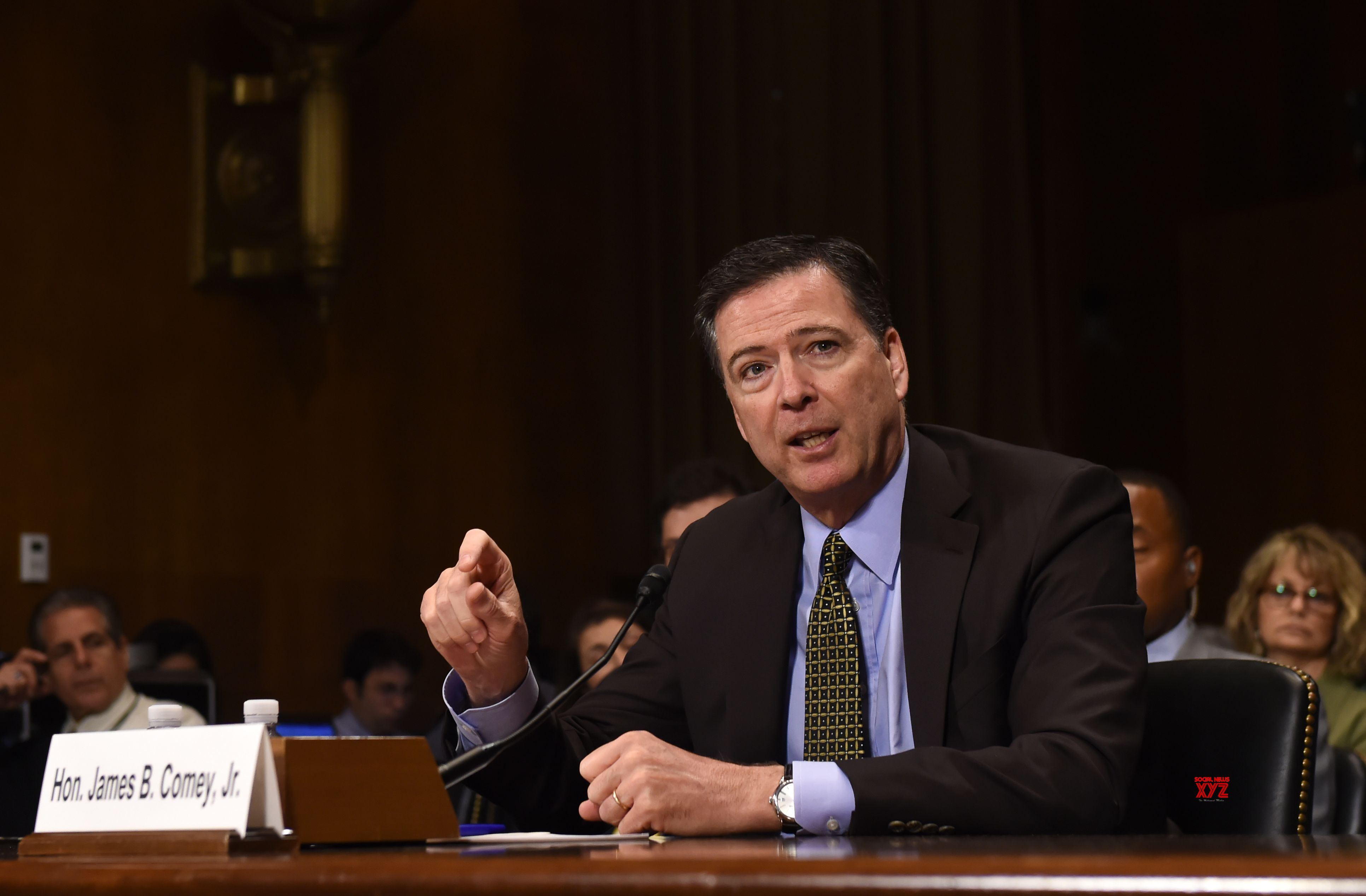 Comey 'broke norms but not biased', says agency watchdog report
