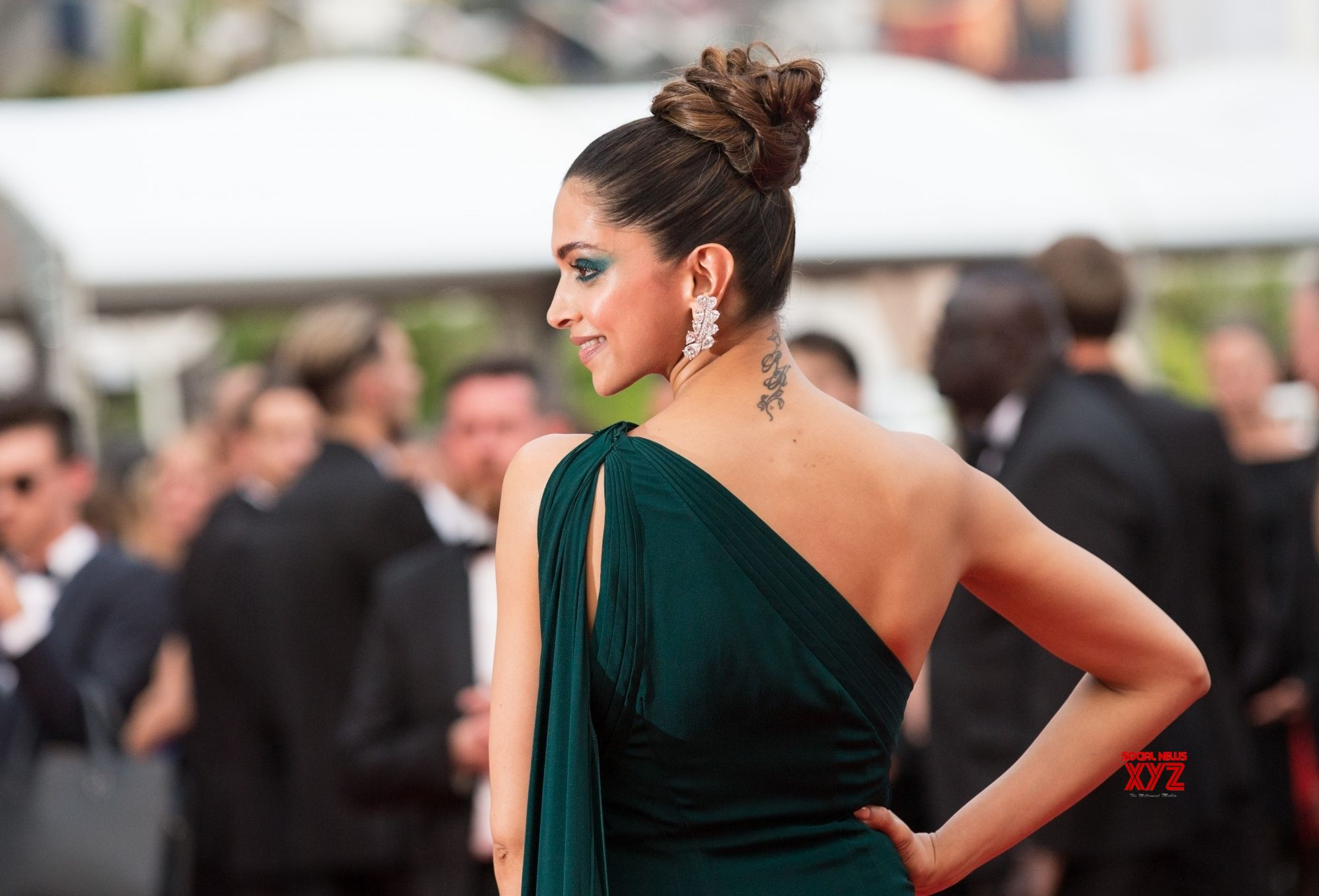 Cannes (France) : Deepika Padukone at Cannes International Film Festival
