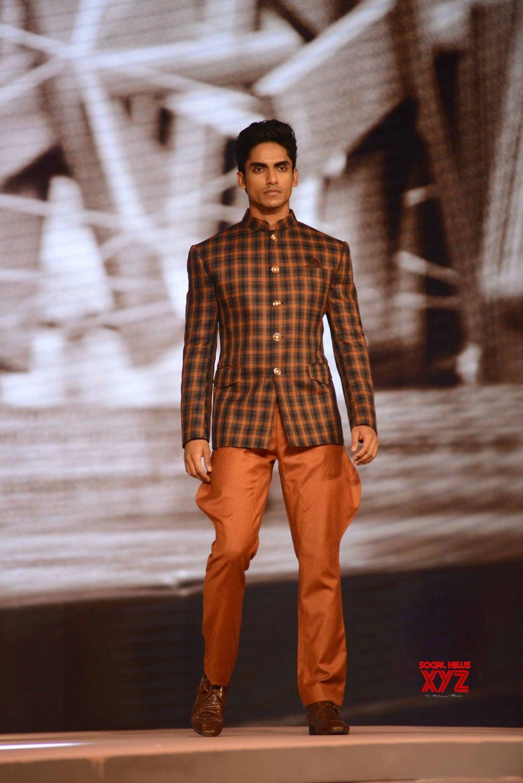 Mumbai: Fashion show with a theme Raymond Khadi   A Story Re   Spun