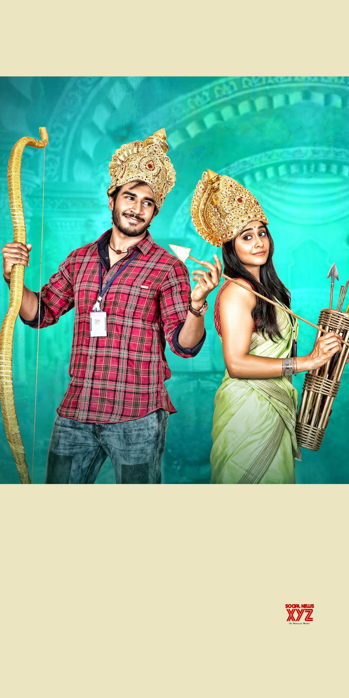 Dilip Regina's Hare Rama Hare Krishna Movie regular shooting started