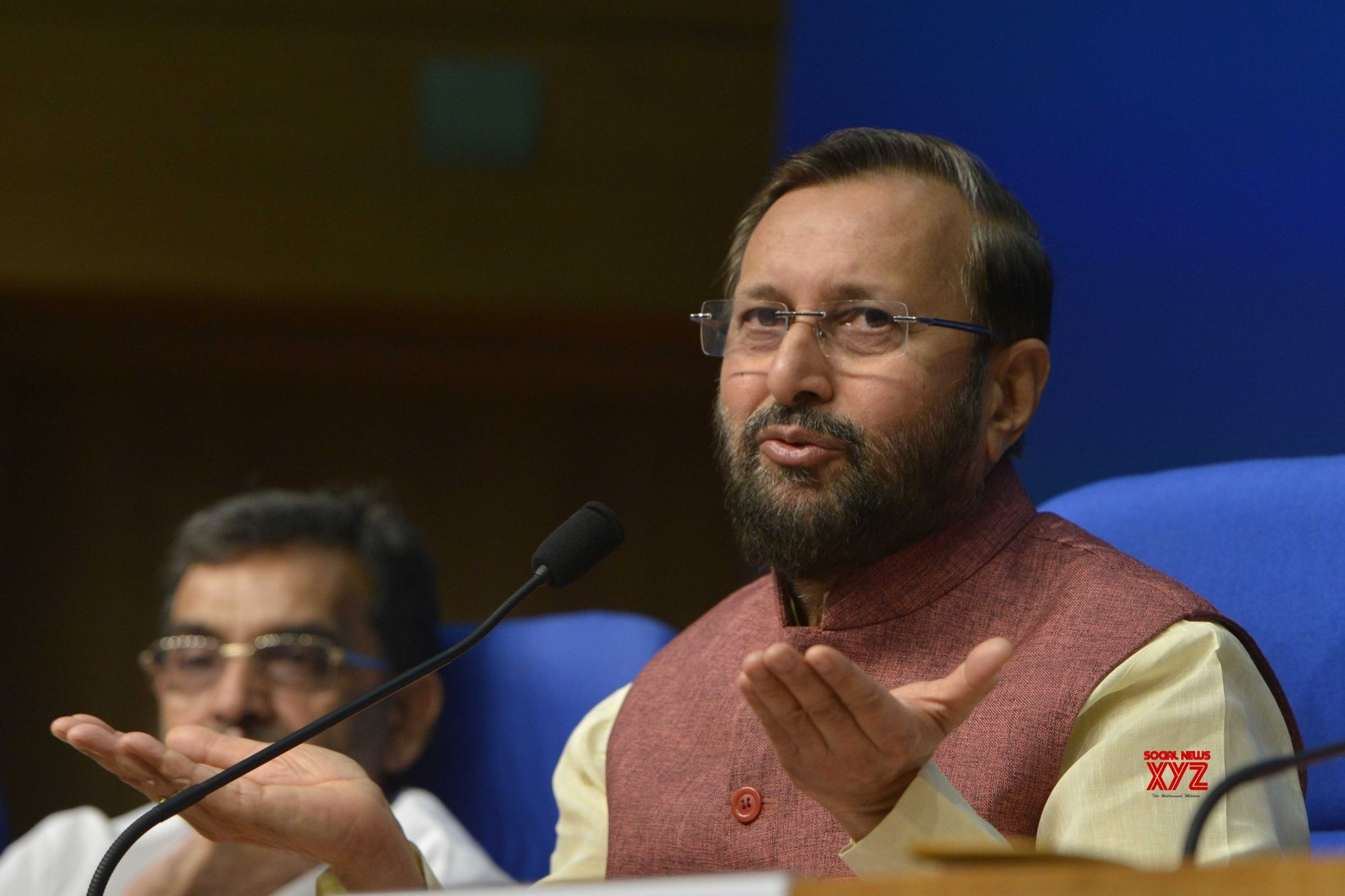 Will bring Ordinance if SC rejects review petition: Javadekar