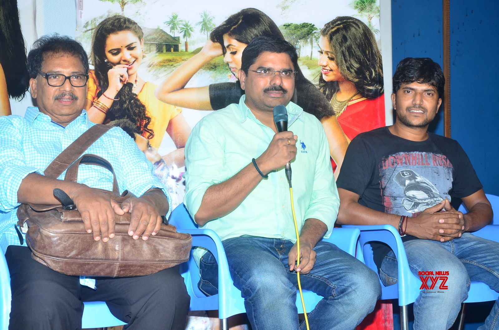 Fashion Designer Son Of Ladies Tailor Movie Pressmeet Gallery Social News Xyz