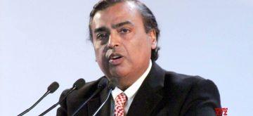 Reliance Industries Ltd (RIL) Chairman Mukesh Ambani. (File Photo: IANS)