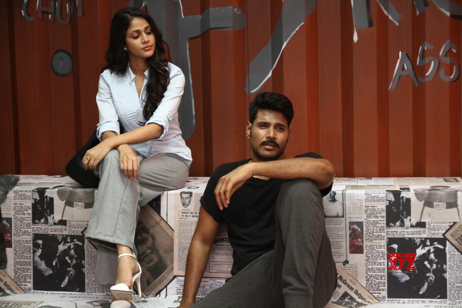Sundeep Kishan Lavanya Tripati Movie Project Z Stills