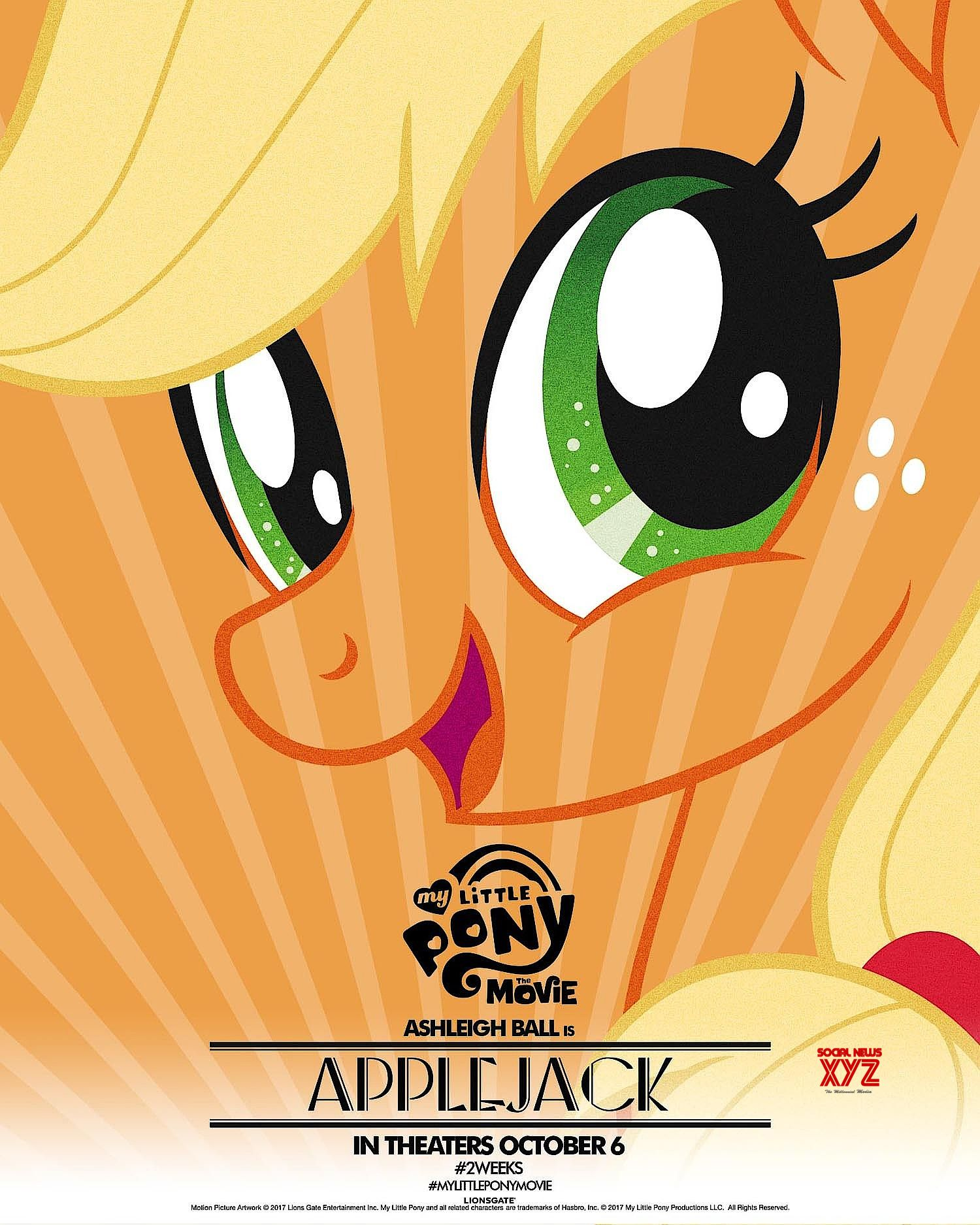 my little pony the movie posters social news xyz