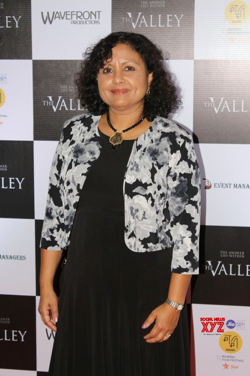 "Mumbai: Promotion of film ""The Valley"""